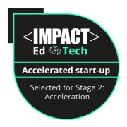 Impact Edtech incubated start-up